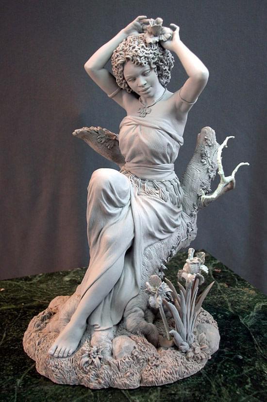 Sculpture by Mark Newman