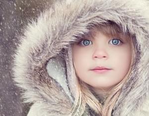 Beautiful Eyes she has!!