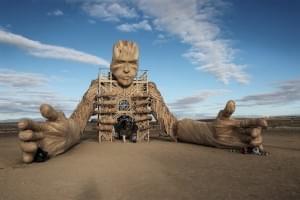 Incredible Sculptures of Afrika Burn 2013