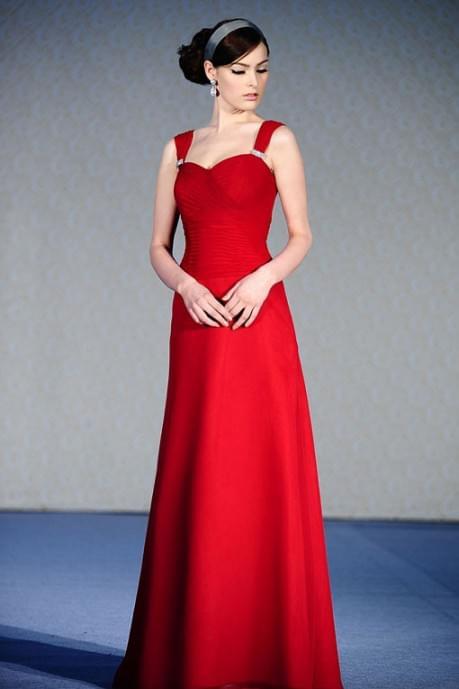 Amazing A-line empire waist chiffon dress for bridesmaid style 0bd00346 – $172| wedding-dr ...