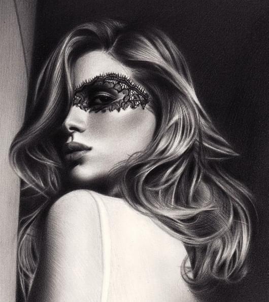 Amazing Pencil Portraits by Sarkis Sarkissian   Inspiration Grid   Design Inspiration
