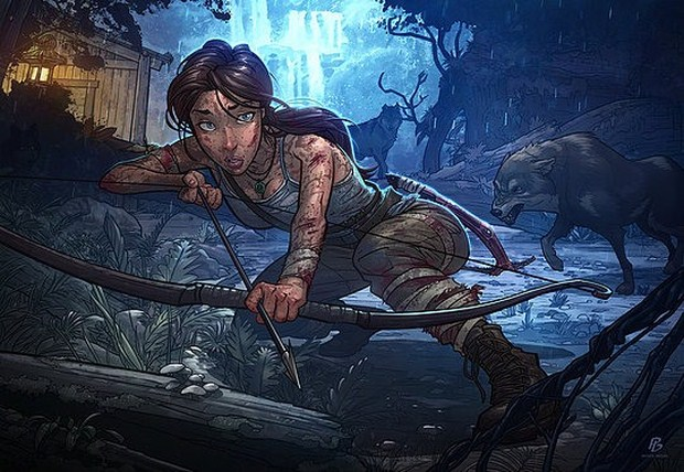 Tomb Raider – Definitive Edition