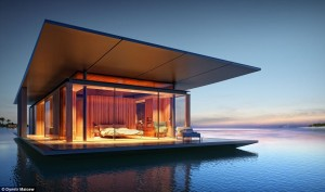 Dymitr Malcew's Floating House | Awesome Architectural Design