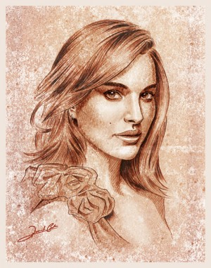 Celebrity Portraits by Renato Cunha | Inspiration Grid | Design Inspiration