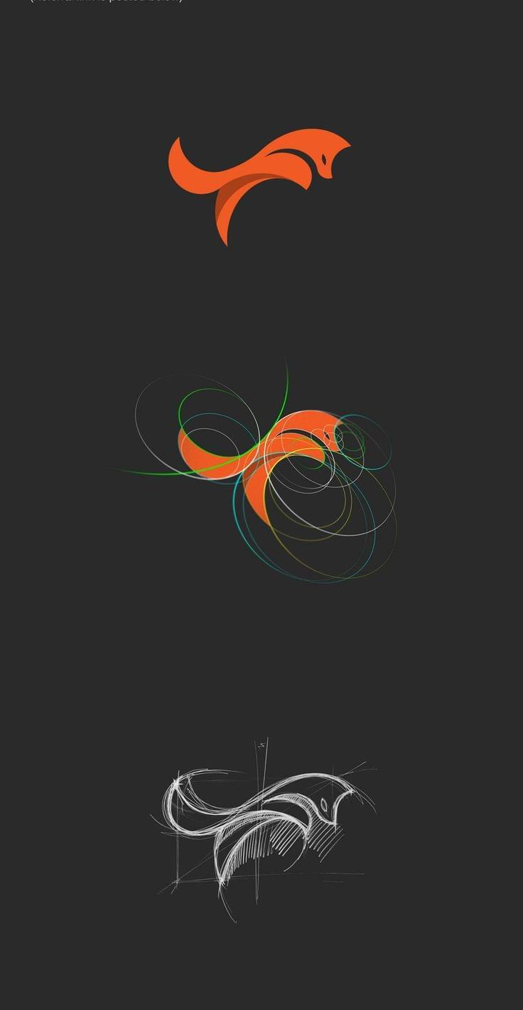 CLASS: Design a minimal logo mark