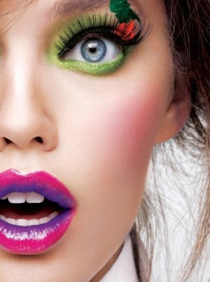 Maybelline Predicts The Future Of Fashion (And The Economy?)