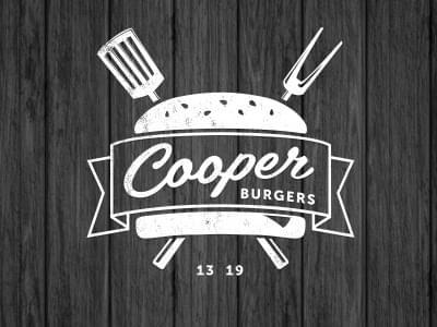 Cooper Burgers Logo
