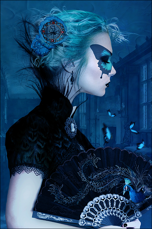 Gothic Beauty | Illustration