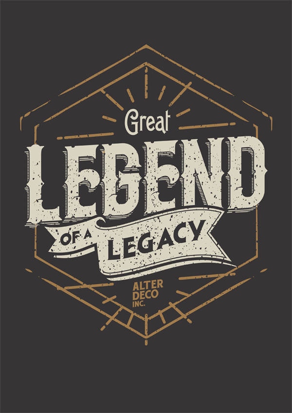 Great Legend by adit saputra