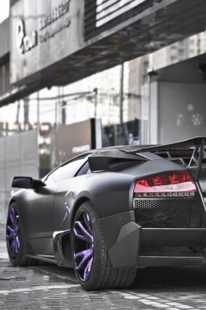 Lamborghini Murci SV