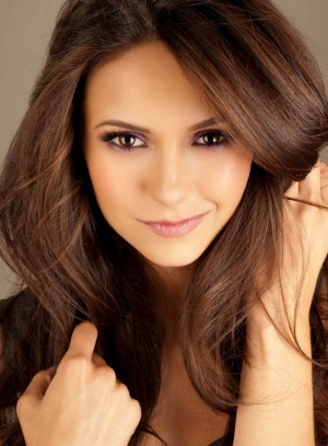 Nina Dobrev – Beautiful Eyes