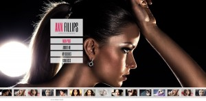 'Ann Filips' Photo Gallery 3.0 for MotoCMS Theme 48215