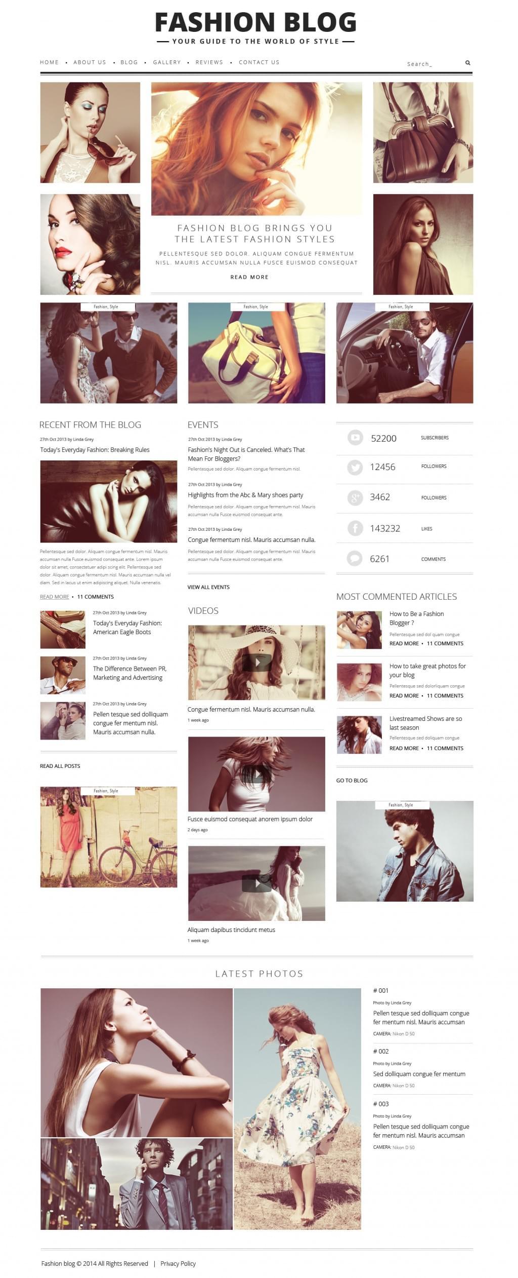 Schönen und einfach zu nutzenden WordPress Theme 48361