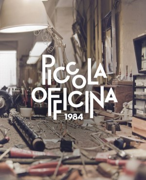 Piccola Officina – Identity and Promo material