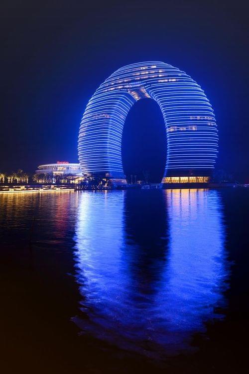 Sheraton's Huzhou Hot Spring Resort in China