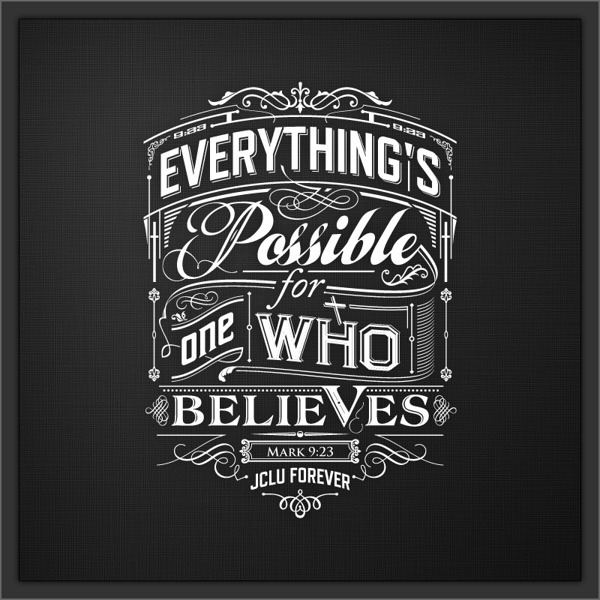 Everything's is Possible for one who Believes