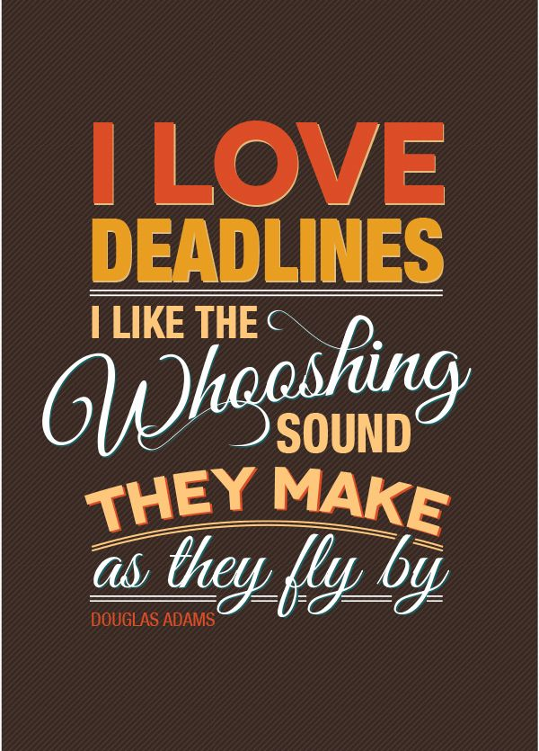 Typography Quotes by Sara – Graphic Designer
