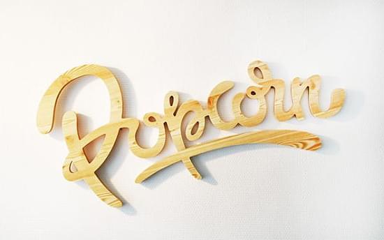 Typographic Object