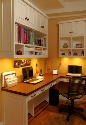 Convenient Home Office | Interior Design