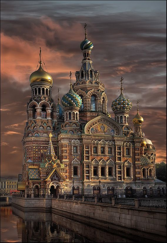St. Peterburgs in Ru Expression