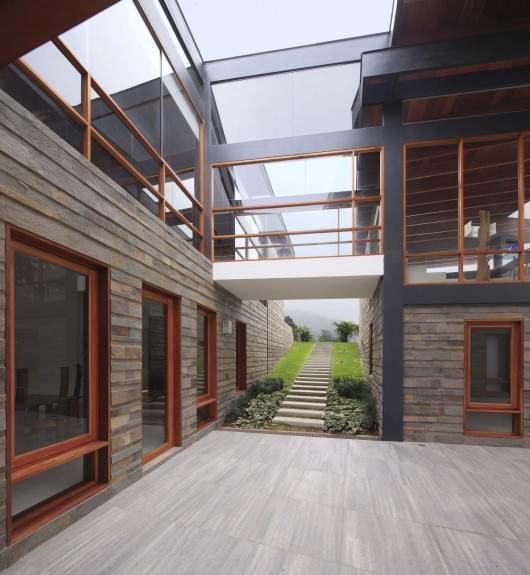 Abanico House / Cynthia Seinfeld Lemlig  | ArchDaily