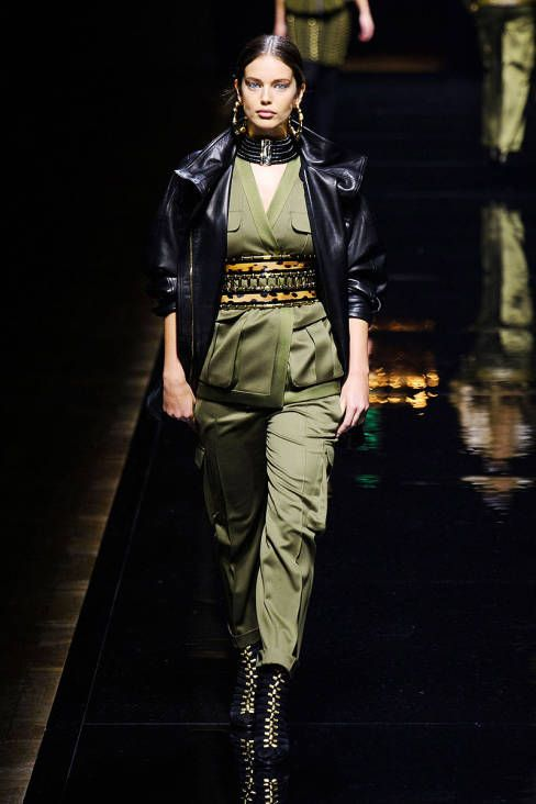 Balmain Fall 2014 Ready-to-Wear Collection