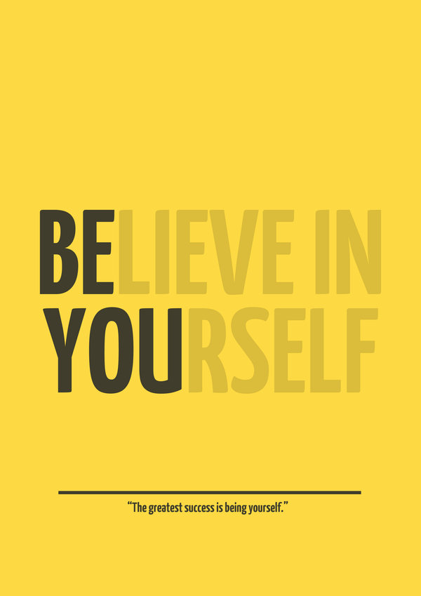 Be You by MattEdson on deviantART