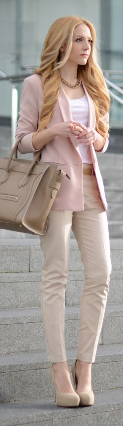 calm colors | Women's Business Casual | Pinterest