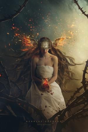Celestial Prayer by Carlos-Quevedo on deviantART