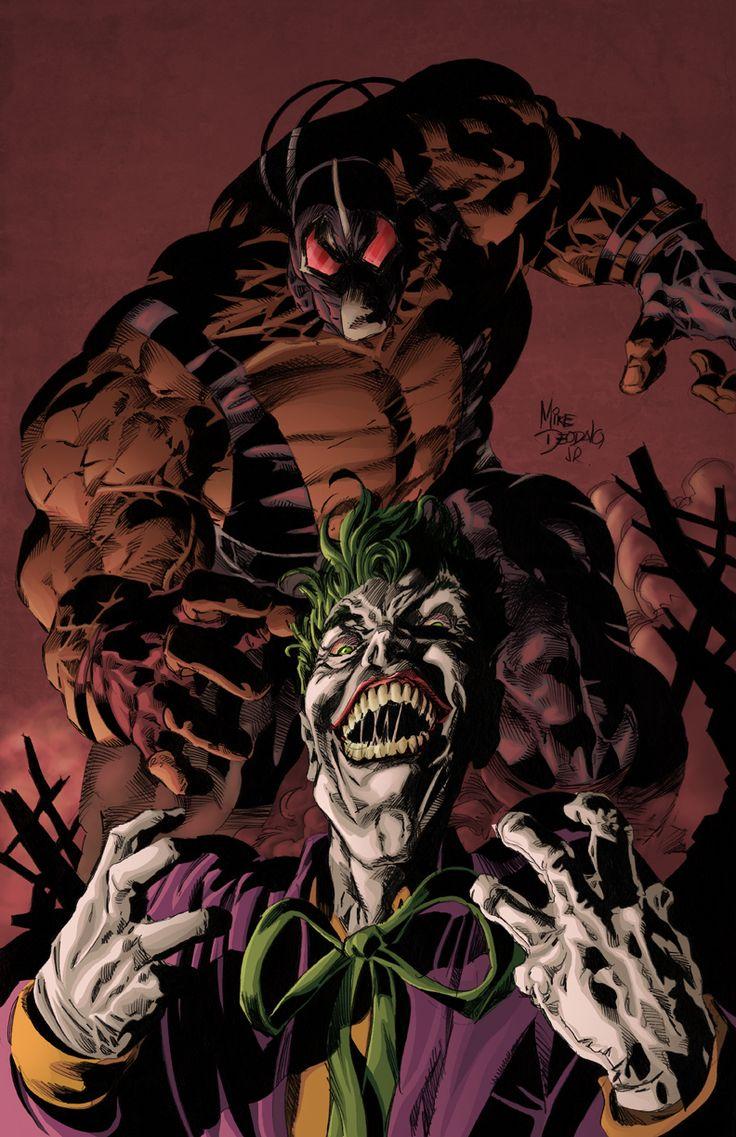 Comic Book Artist: Mike Deodato Jr.