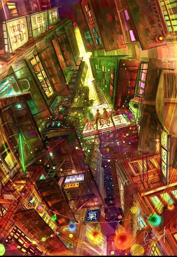 Conceptual Art by Chun Hay Au Yeung