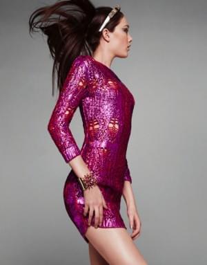 Fashion — Yumi Lambert by Greg Kadel for Vogue China