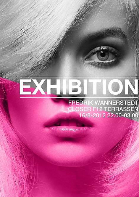 Frederik Wannerstedt: Exhibition