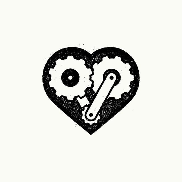 Gear Heart by Vic Pang