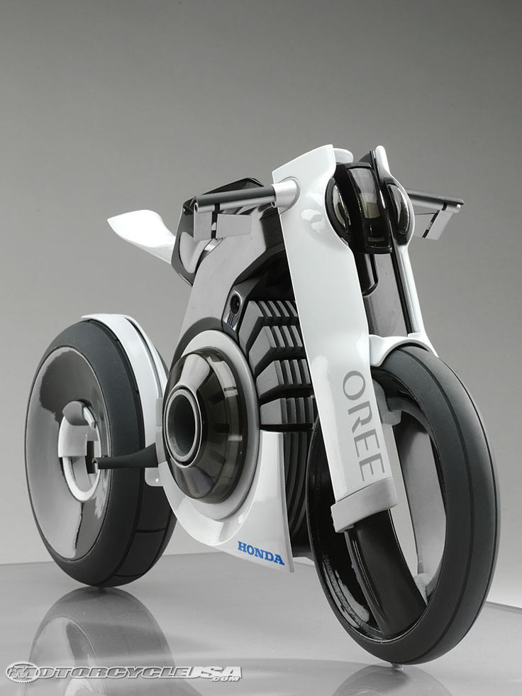 Honda Oree Electric Motorcycle Concept | Get Lost – Future of 2 wheel…
