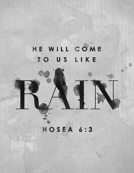 Hosea 6:4