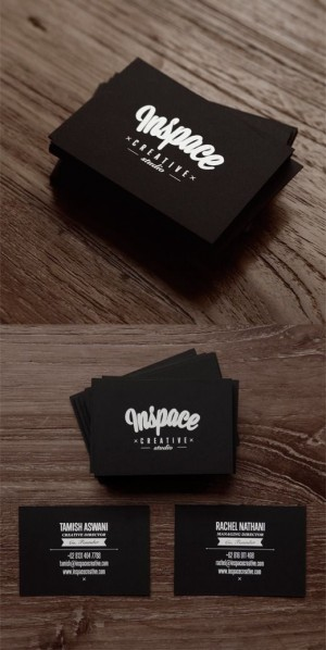 Inspace cards
