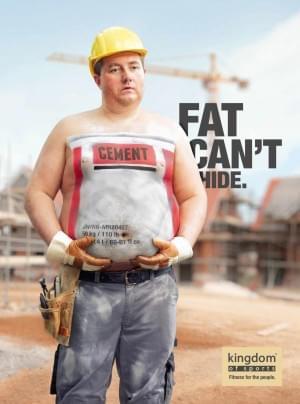 Kingdom Of Sports: Fat can't hide, Worker