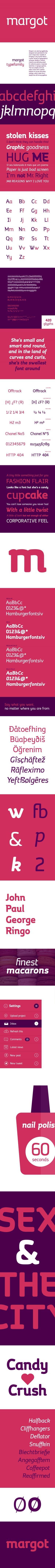 Margot Free Font on Behance