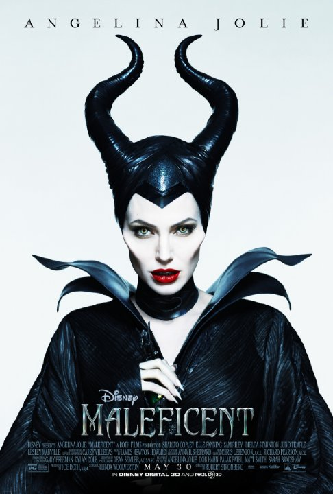 Maleficent (2014) Movie Poster