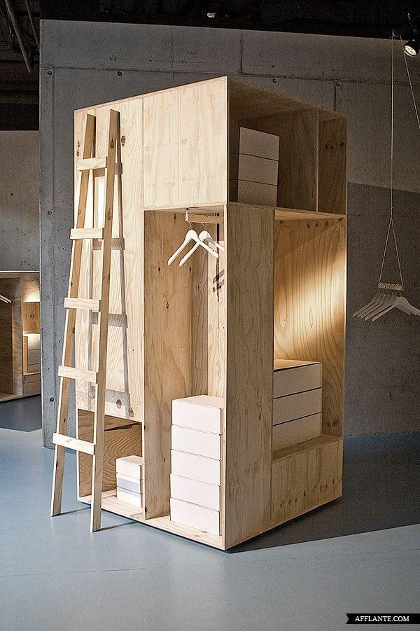 Zalando Pop-Up Shop // Sigurd Larsen