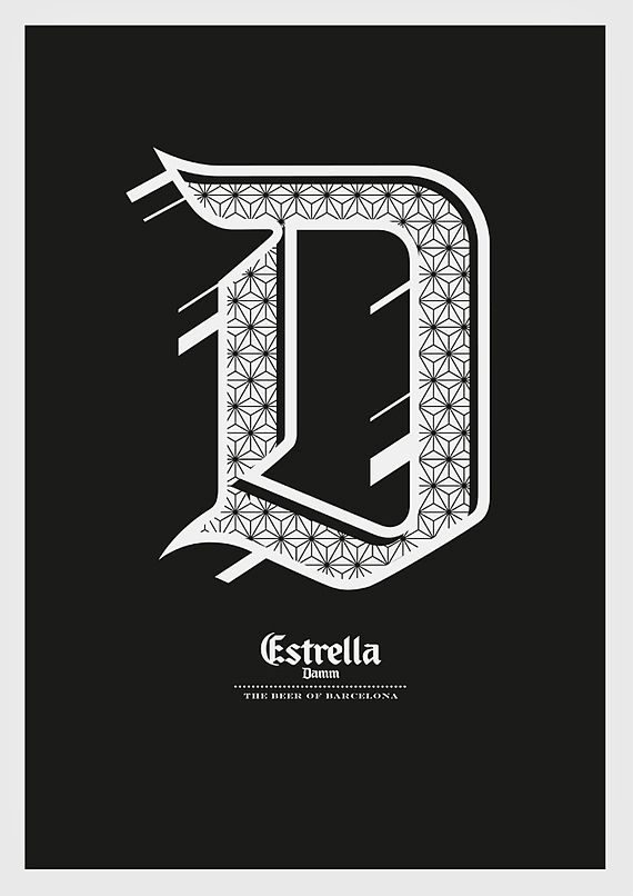 POSTERS IV by Mark Brooks | Typography
