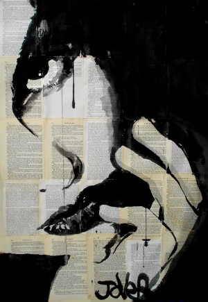 "Saatchi Art Artist: Loui Jover; Pen and Ink 2013 Drawing ""sometimes"""