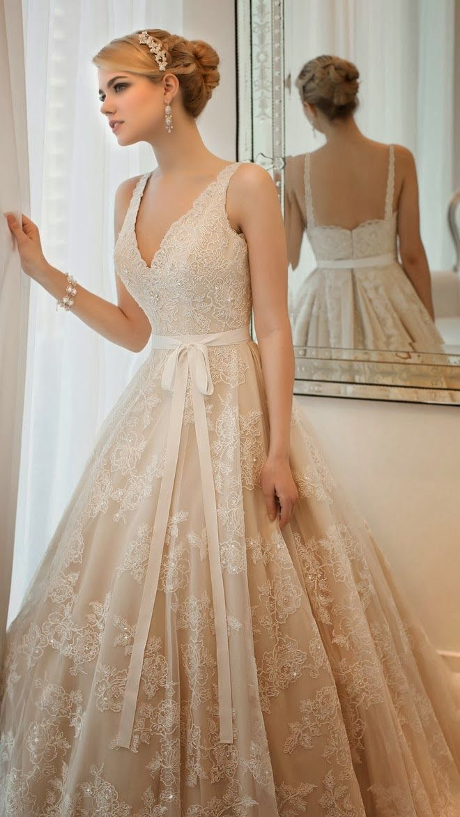 Spring 2014 Wedding Gown Spotlight | elfsacks