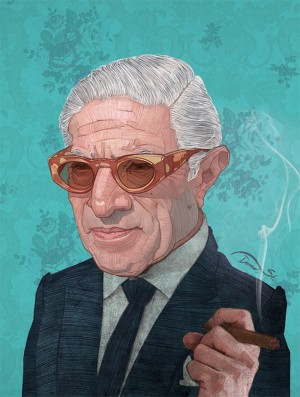 Stavros Damos – Portrait Illustrations – Creativitea