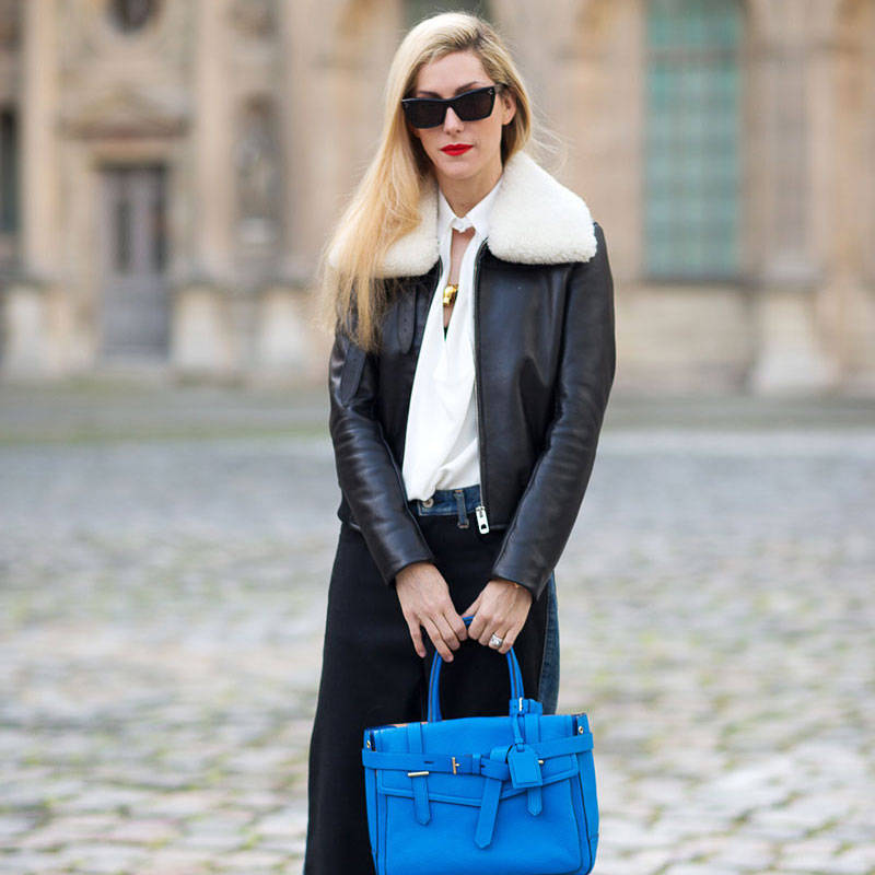 Street Style Paris Fashion Week Fall 2014 – Paris Fashion Week Fall Street Style – H ...