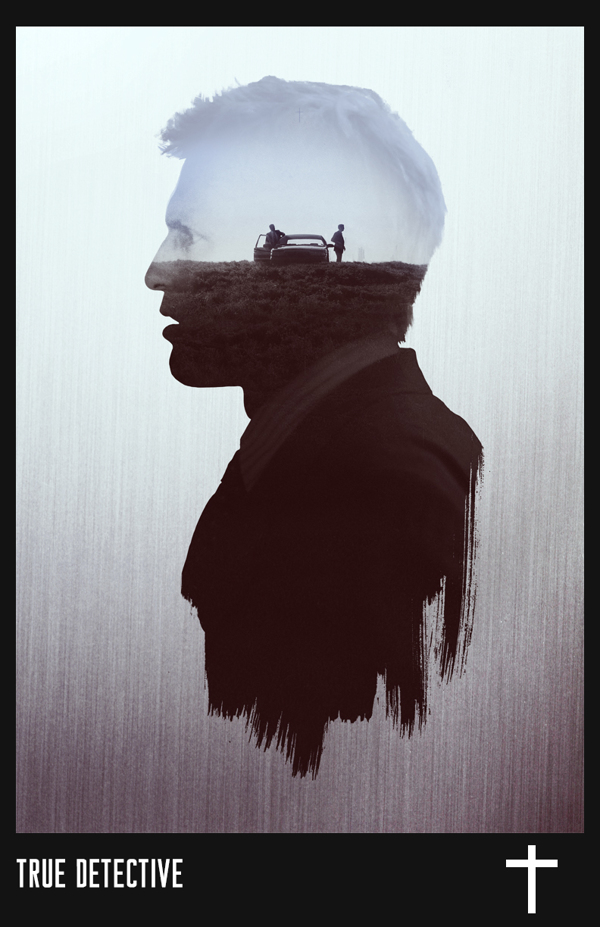True Detective on Behance