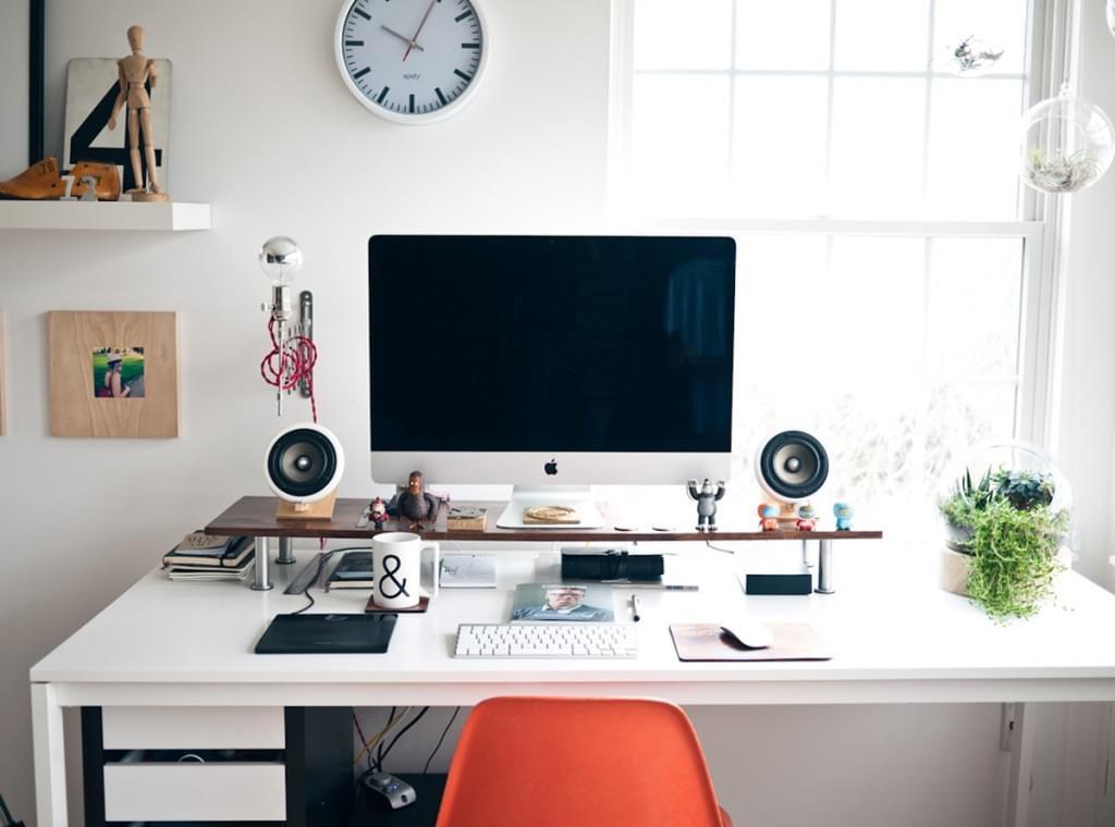 Ugmonk Studio Tour – workspace