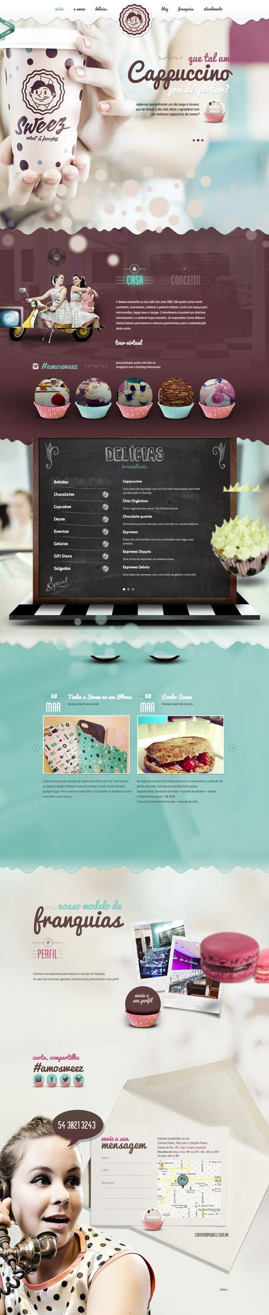 Website Inspiration – September 2013