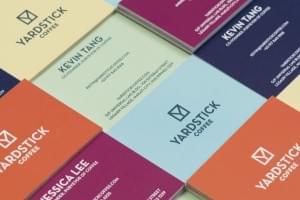 Yardstick Coffee (Branding) on Behance
